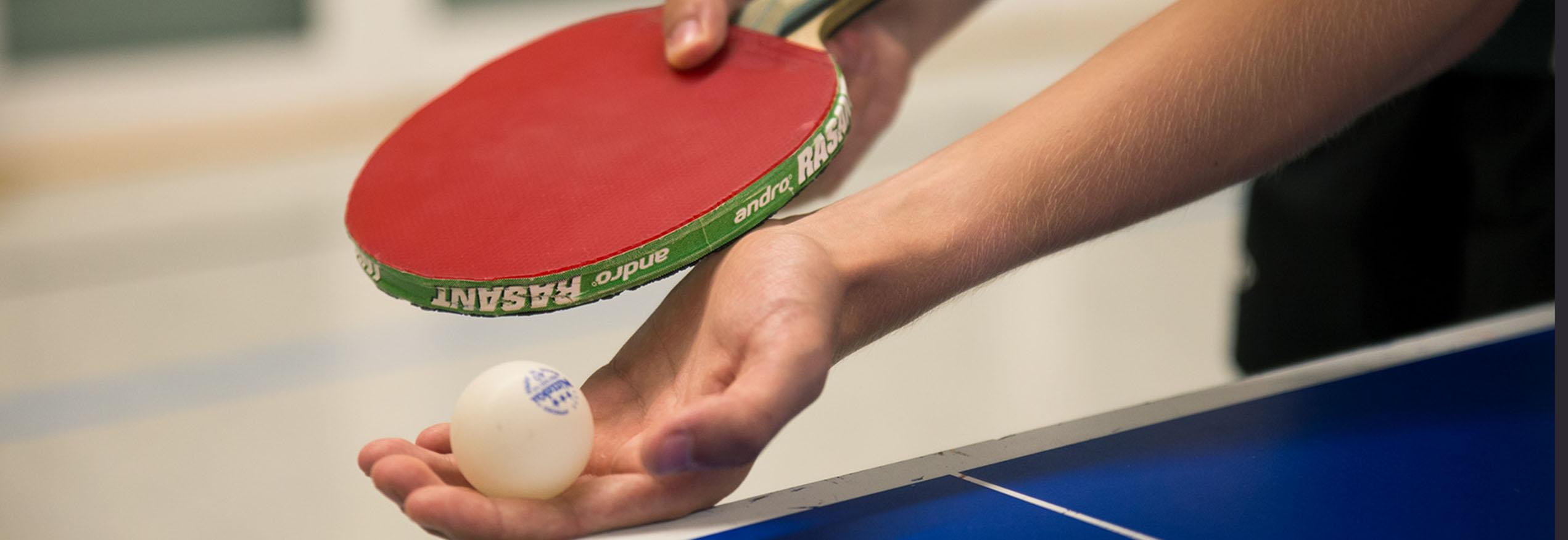 Willkommen beim Tischtennis Club Eschbach